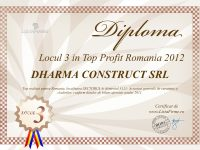 DHARMA CONSTRUCT SRL_2012_page_1