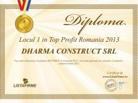 DHARMA CONSTRUCT SRL_2013_page_1